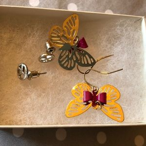 Other - 2 Pairs of Children's Earrings